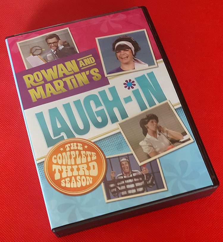 laugh in dvd giveaway third season