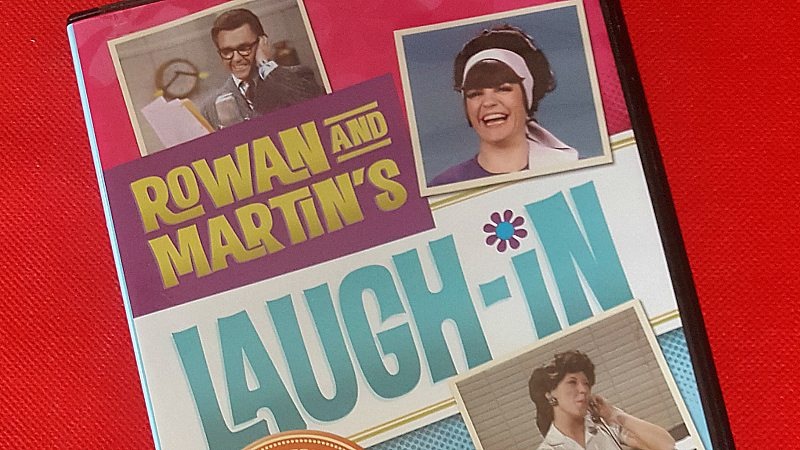 rowan and martins laugh in third season