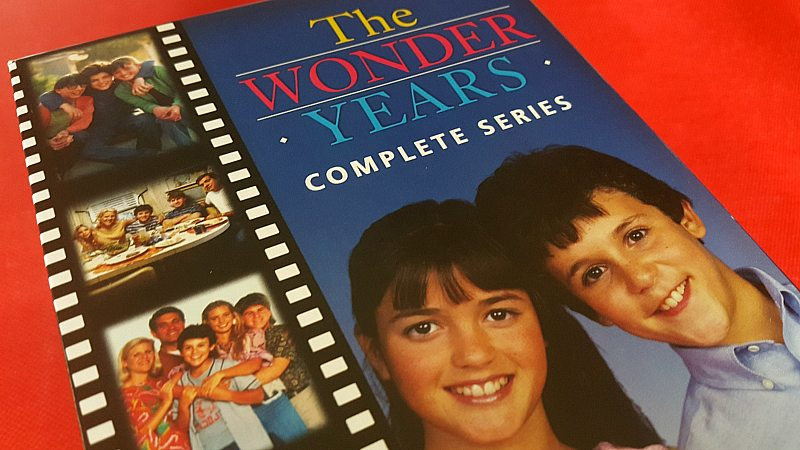 wonder years complete series