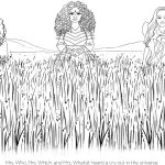 Wrinkle in Time Coloring Page – Free Disney Download