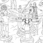Free Wrinkle in Time Coloring Page – Disney Printable