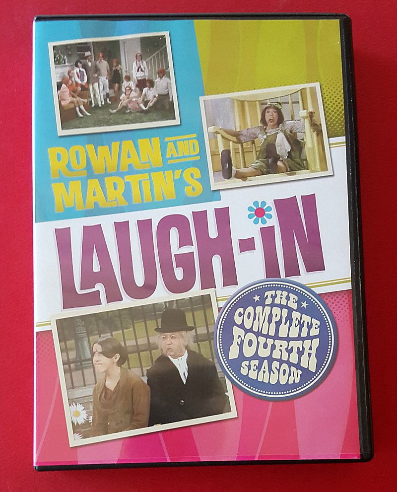 Rowan and Martin's Laugh In Complete 4th Season