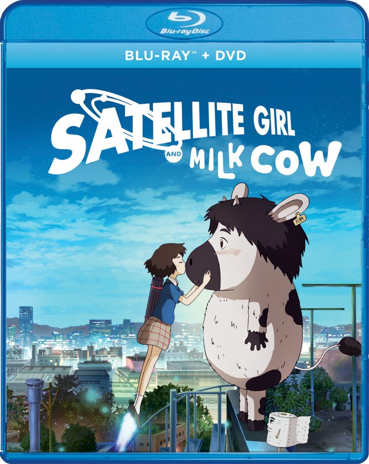 Satellite Girl and Milk Cow Blu-ray DVD