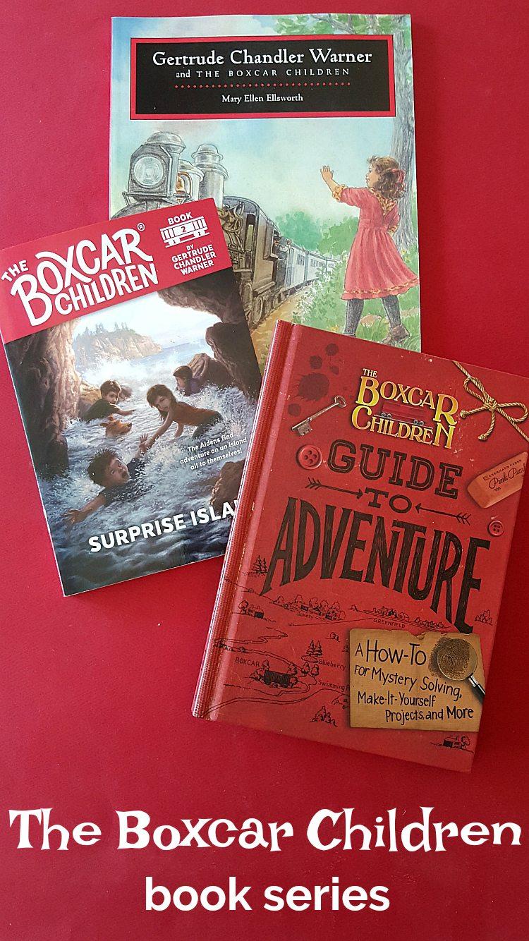The Boxcar Children - children's book series