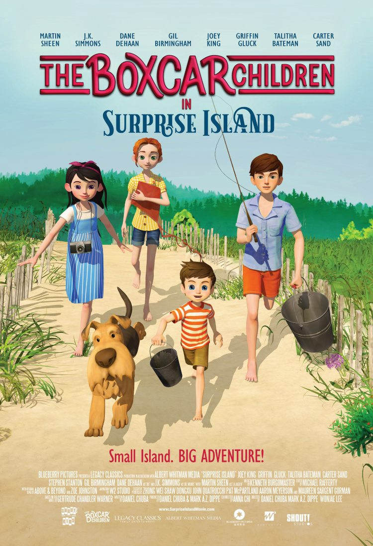 Boxcar Children Books - Surprise Island and other classic children\'s ...