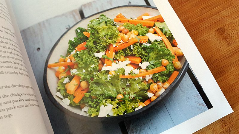 carrot salad recipe book