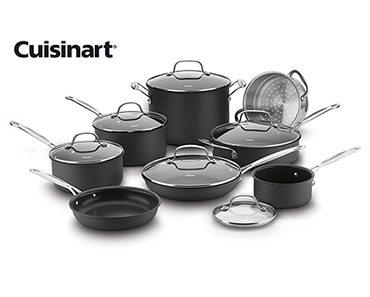 cuisinart cookware giveaway