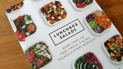 lunchbox salads recipe book