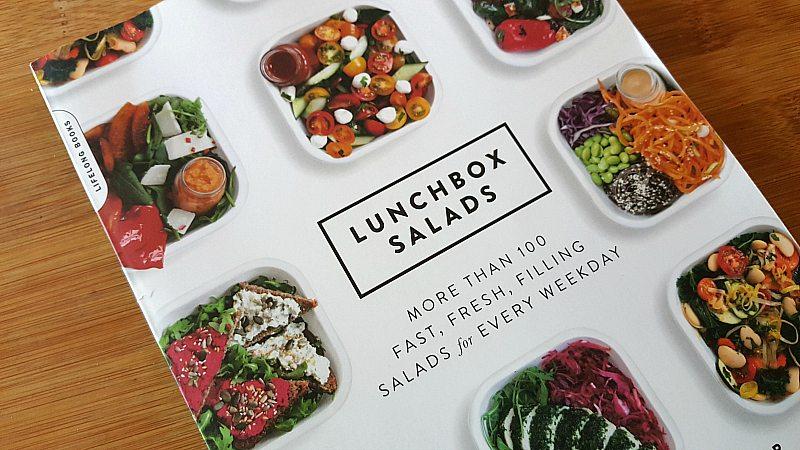 lunchbox salads recipe book