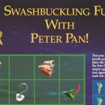 Disney Sudoku – Free Printable Peter Pan Activity Page