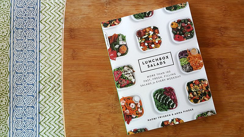 salad recipe book lunchbox salads