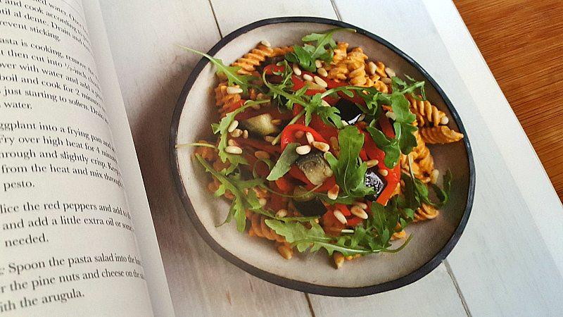 salad recipe book