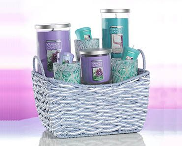 Yankee Candle Gift Basket Giveaway – Ends 5/8/18