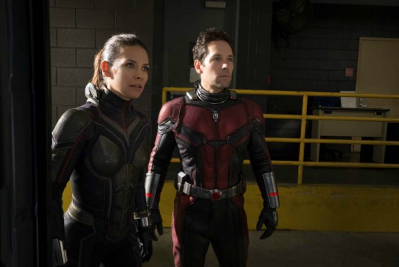 Official Ant Man trailer