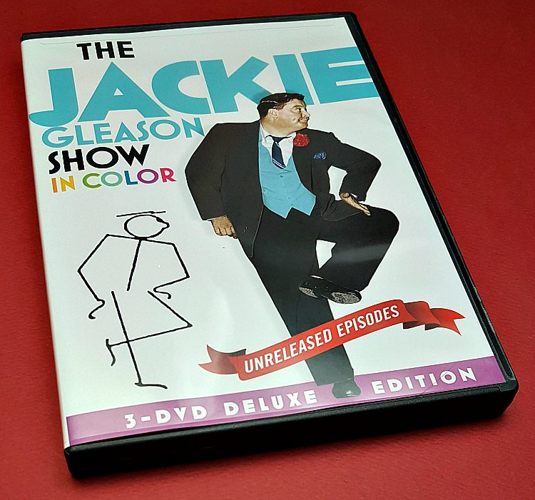 The Jackie Gleason Show in Color 3 DVD Deluxe Edition