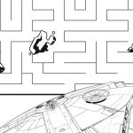 Star Wars Maze – Free Disney Download