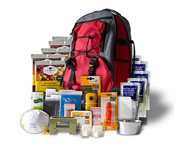 emergency kit giveaway