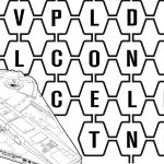 Star Wars Puzzle – Follow The Path