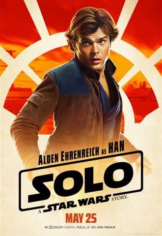 Han Solo Star Wars Story