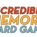 Incredibles Memory Game – Free Download