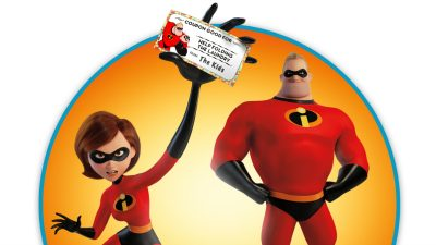 incredibles coupon