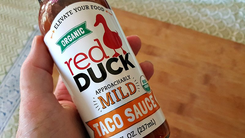 new hope red duck mild