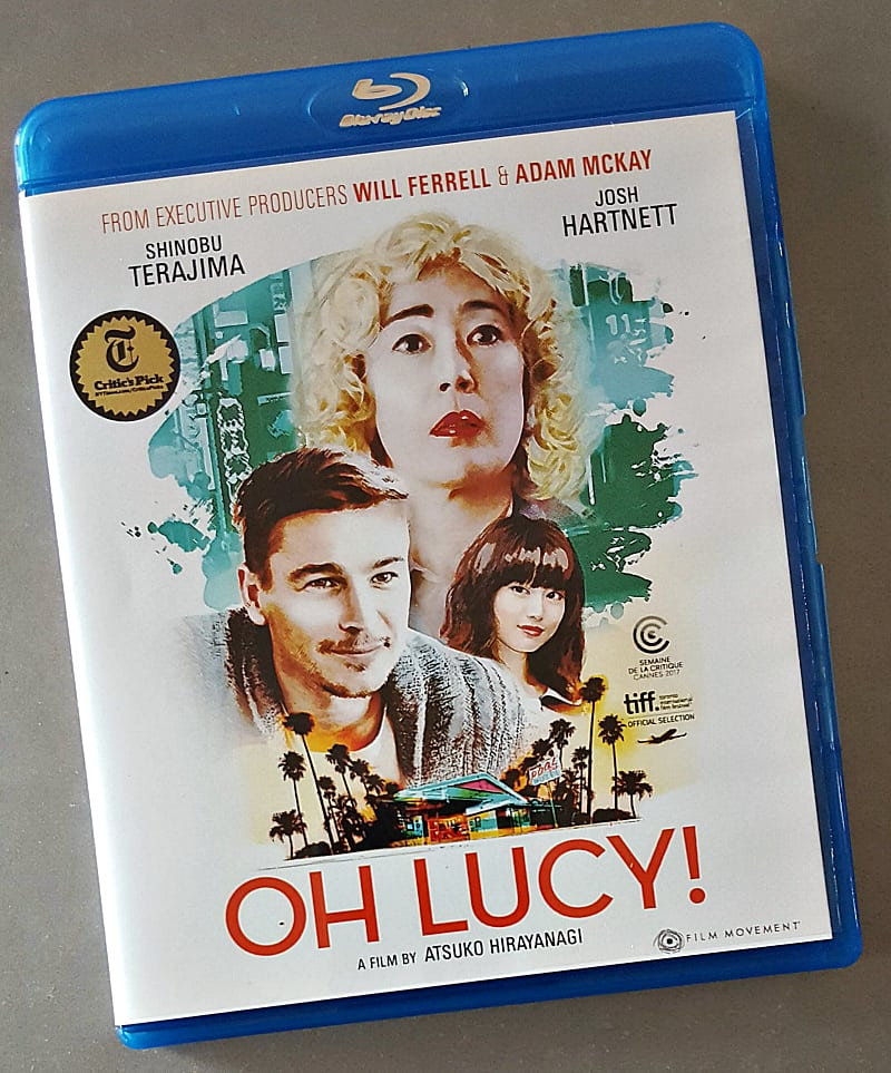 oh lucy blu-ray
