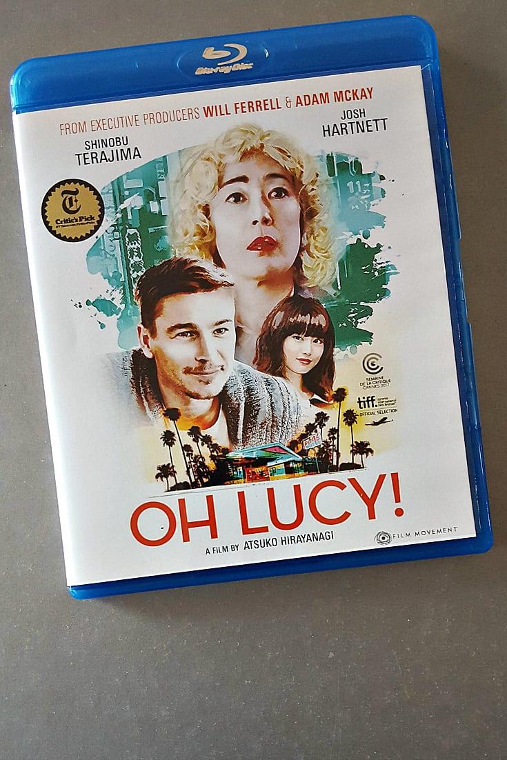 Oh Lucy! Blu-ray - Movie starring Shinobu Terajima and Josh Hartnett