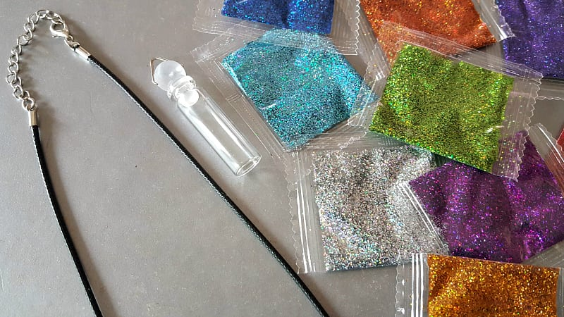 pixie dust fairy craft supplies