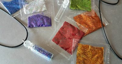 DIY Pixie Dust Necklace