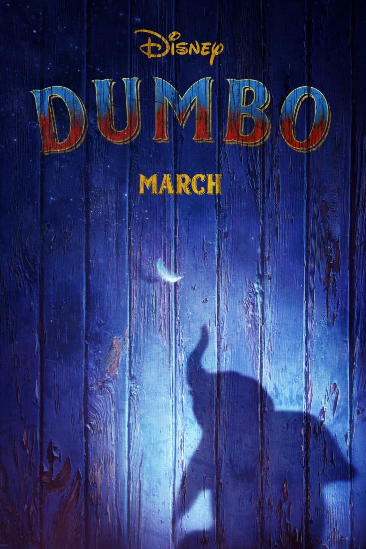 Disney Live Action Dumbo Movie