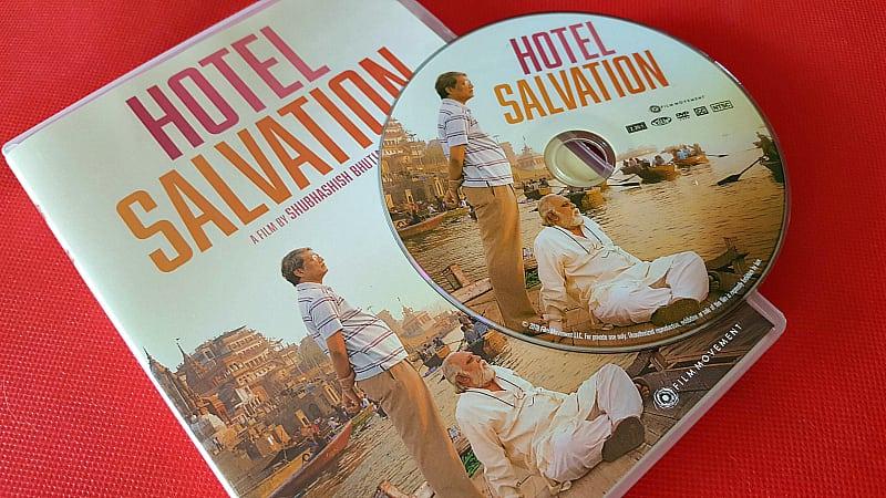 Film Movement Hotel Salvation DVD