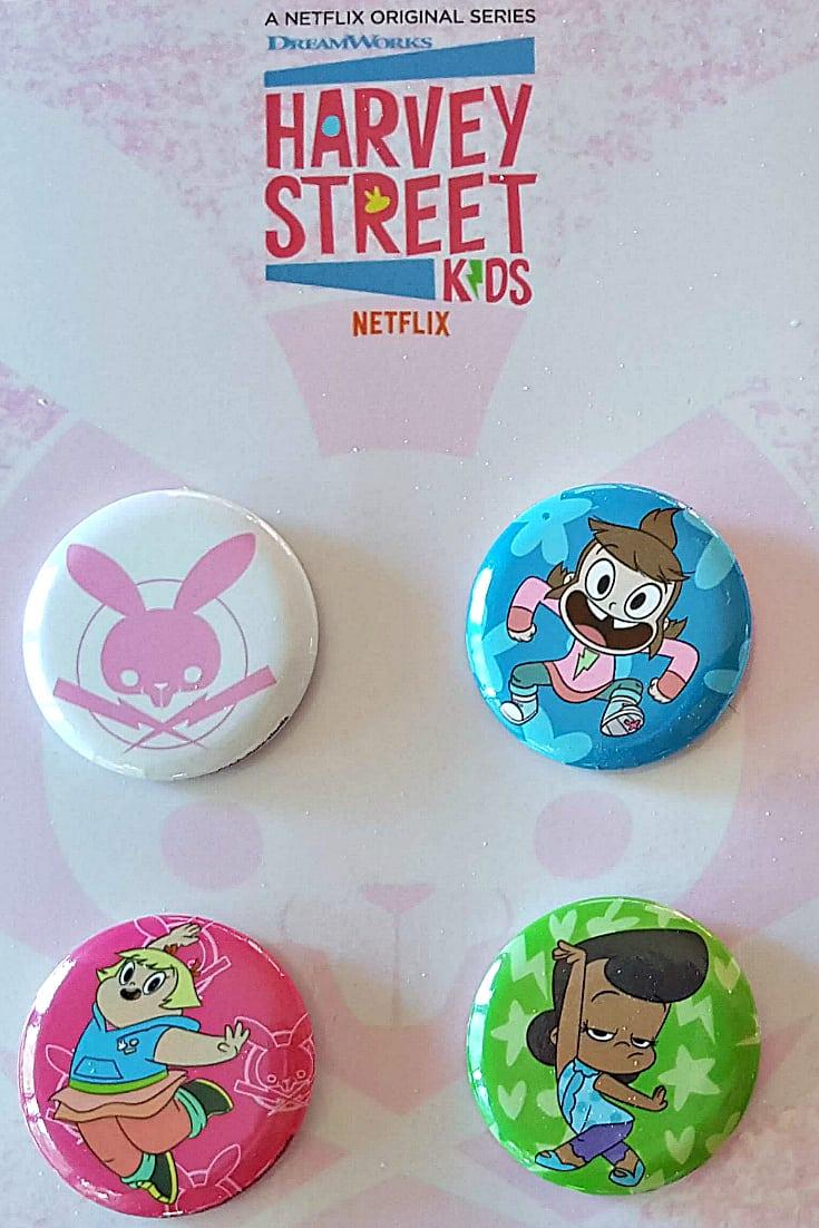 Harvey Street Kids Netflix Original Series from Dreamworks