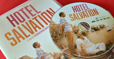 Hotel Salvation DVD