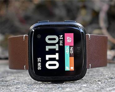 Fitbit Versa Smartwatch Giveaway