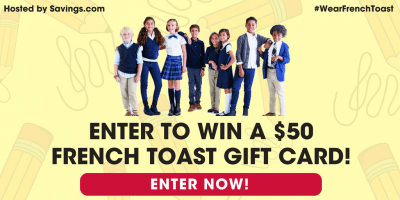 french toast gift card