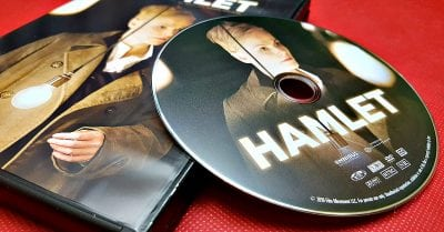 Hamlet DVD Giveaway – 5 Winners – Ends 6/26/18