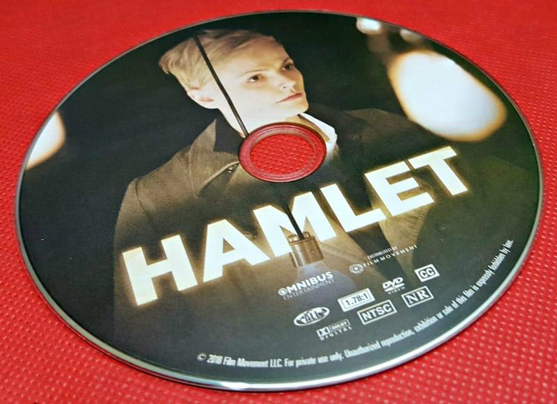 hamlet dvd disc