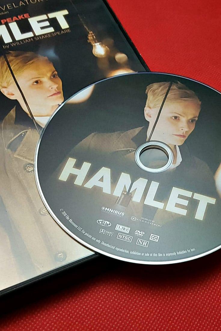 hamlet dvd starring maxine peake