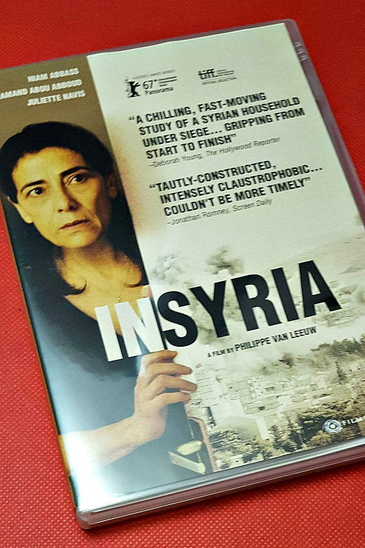 When you watch or read the news, do you wonder what it would be like to actually experience these newsworthy events firsthand? Watching the award winning In Syria DVD filled me with empathy for those who are personally impacted by this massive humanitarian crisis.
