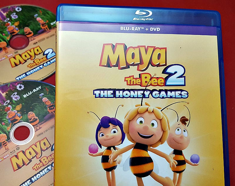 maya the bee 2 honey