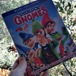 Sherlock Gnomes Blu-ray DVD Giveaway – Ends 6/23/18