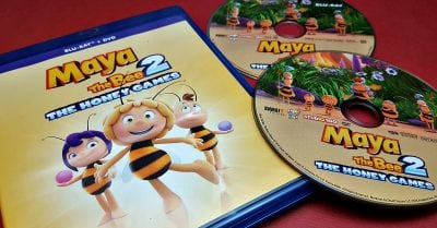 the honey games maya the bee 2