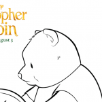 Pooh Coloring Page – Free Disney Download