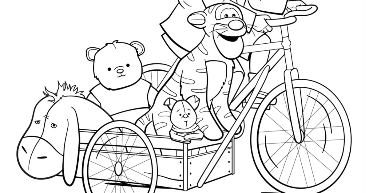 Madeline coloring pages - Hellokids.com | 628x1200