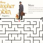 Christopher Robin Maze – Free Disney Download