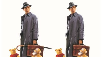 Christopher Robin Activity Page Spot The Difference