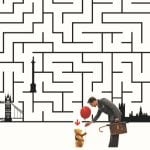 Winnie the Pooh Maze from Disney Christopher Robin