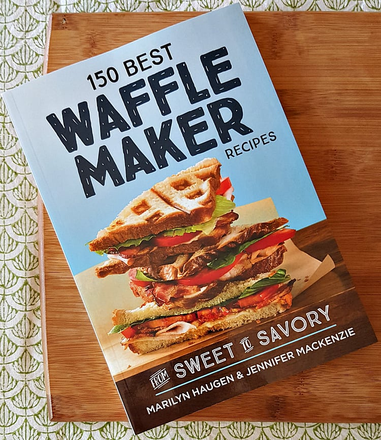 150 best waffle maker recipes