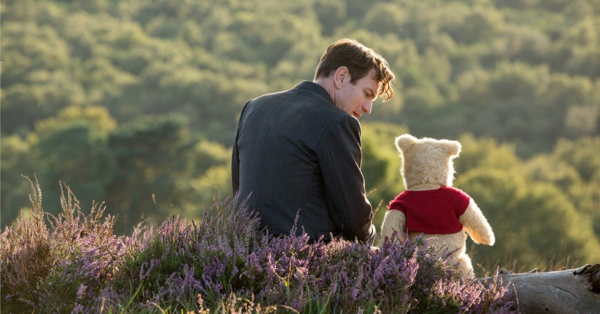 Christopher Robin extended video